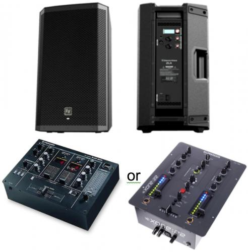 Phone/Laptop Pack EV ZLX 12P